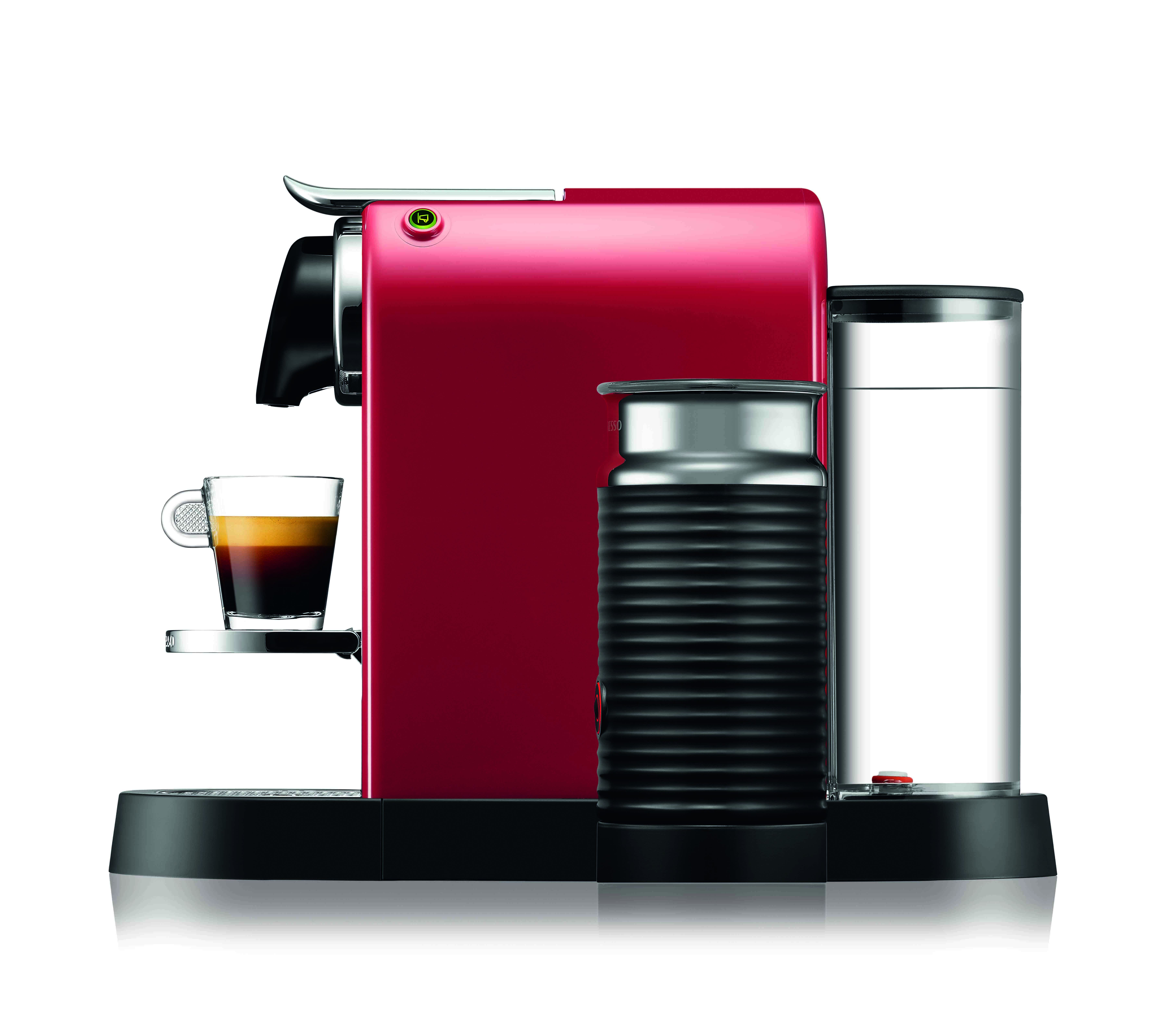 Nous sommes totalement sous le charme de la nouvelle Nespresso CitiZ