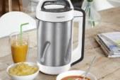 Le soup maker est l'appareil électroménager indispensable pour l'hiver!