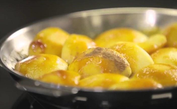 Getest: de Tarte Tatin uit de Cristel braadpan is de lekkerste!