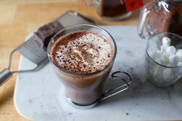 Warm de winter door: de lekkerste chocomelk maak je zo