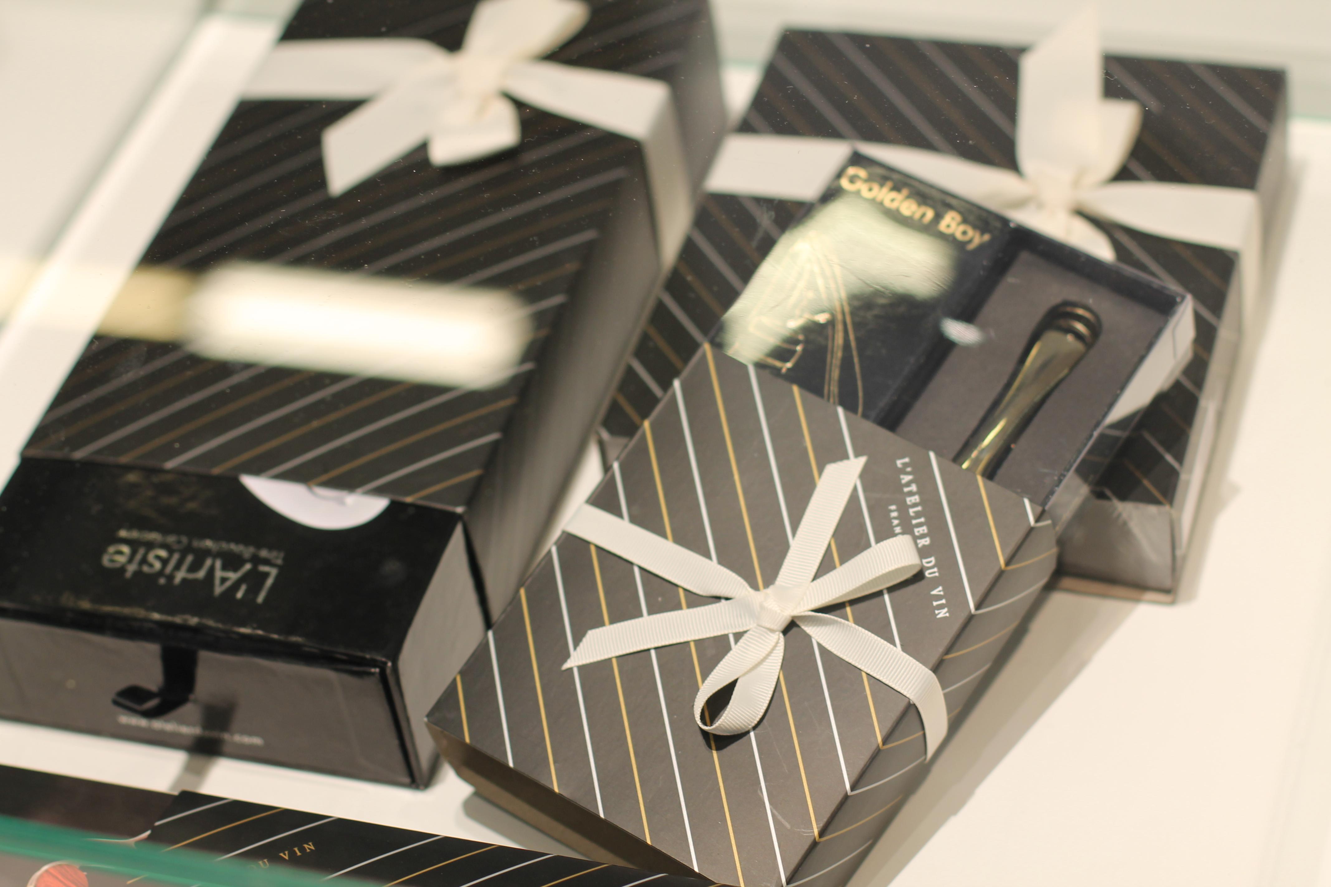 Valentijn Cadeautip: de bijzondere gift boxes van l'Atelier du Vin