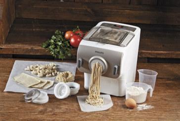 Maak zelf volkoren- of speltpasta in één van deze pastamachines