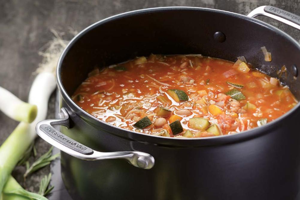 Votre prochain repas sera un succès grâce à KitchenAid Cookware