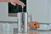 De mooiste manier om koffie te zetten: de Alfi French Press