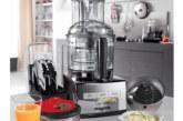 Laat de keukenrobot eens voor je familie koken