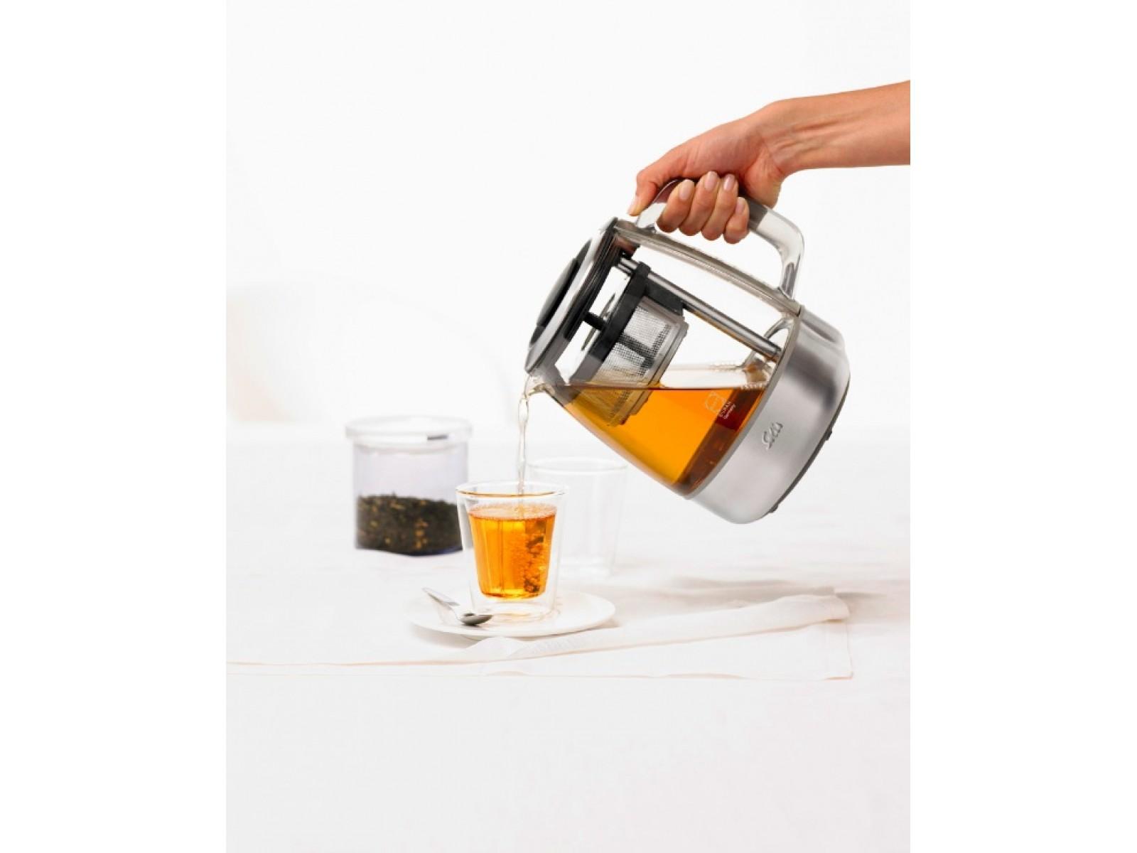 Royaal theezetten met de Tea Maker Prestige van Solis