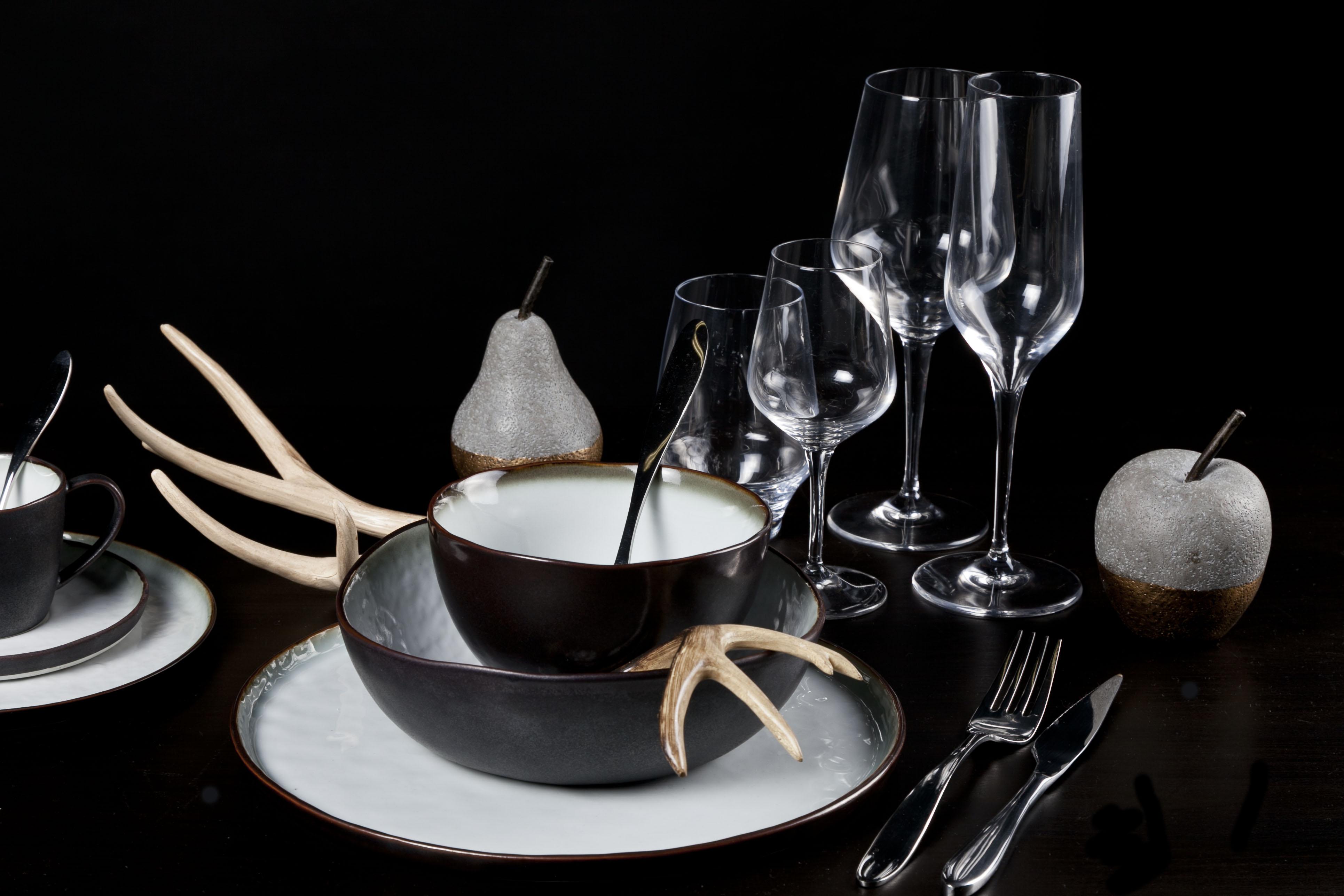 cosy trendy plato de meest aantrekkelijke borden en schalen. Black Bedroom Furniture Sets. Home Design Ideas