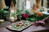 De kerstlijst: een schitterende tafeldekking in een handomdraai