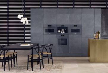 Miele maakt met ArtLine-inbouwtoestellen keuken zonder handgrepen mogelijk (Batibouw 2017)