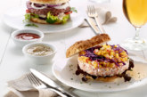 Maak thuis je eigen culinaire hamburger!