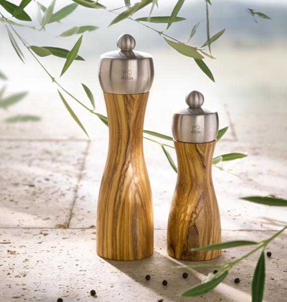 Trending: de Fidji olijfhouten zout- en pepermolens van Peugeot