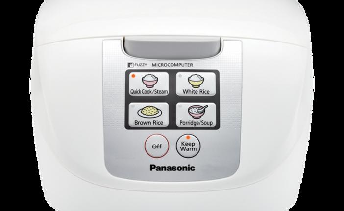 Panasonic rijstkoker getest!