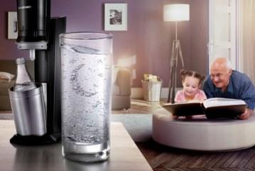 Sodastream Crystal: toestel met een missie