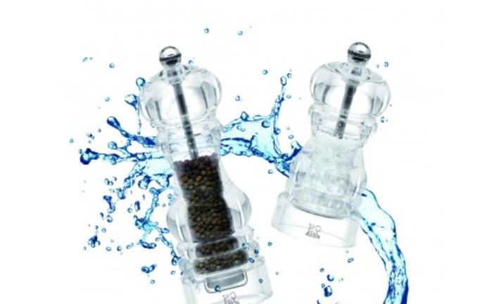 Kruid je zomerse gerechten af met Peugeot's Perzisch zout en Timut peper