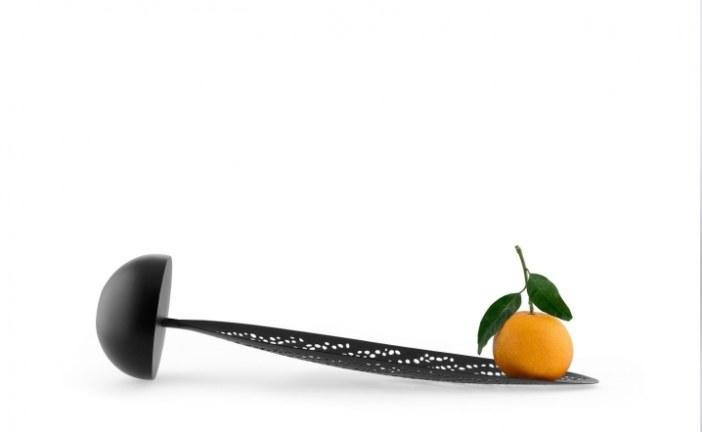 Lovely Breeze: de ingenieuze kinetische fruitschaal van Alessi