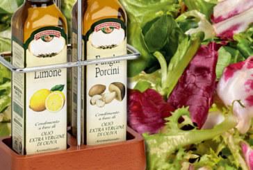 Bisetti specerijenhouders: van het aanrecht op tafel