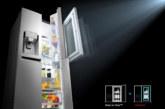 Moderne nieuwkomer van LG in de keuken