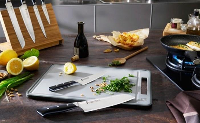 Zwilling presenteert het nieuwe Diplôme koksmes voor de thuischef