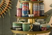 Breng sfeer in huis met de nieuwe blikken potten van Images d'Orient