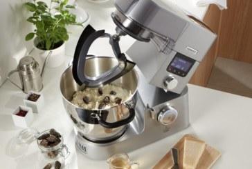 Ontdek de gloednieuwe Cooking Chef Gourmet keukenrobot van Kenwood!