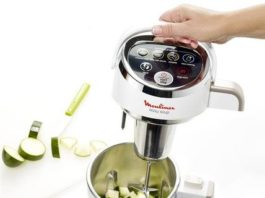 Moulinex easy blender