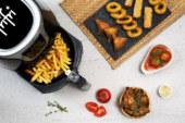 De Simplyfry van Frifri bakt heerlijke frietjes met lucht
