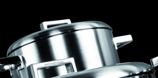 Stile kookpotten van Mepra en Peninfarina