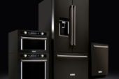 KitchenAid maakt het uiterst gedurfd zwart