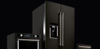 KitchenAid Black Stainless Steel
