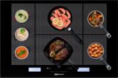 Bauknecht Active Cook: de kookplaat die helpt bij 63 populaire kookmethodes