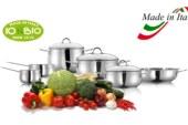 Maak kennis het Italiaanse milieuvriendelijke kookmateriaal van IoBio!
