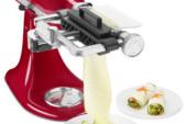 GETEST: Originele en gezonde groentehapjes met de KitchenAid Japanse Groentesnijder