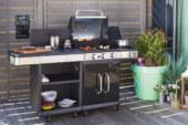 Met de modules van Cook'in Garden stel je een heuse outdoor kitchen samen!