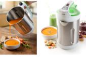 Domo introduceert 1ste soepmaker van 2L