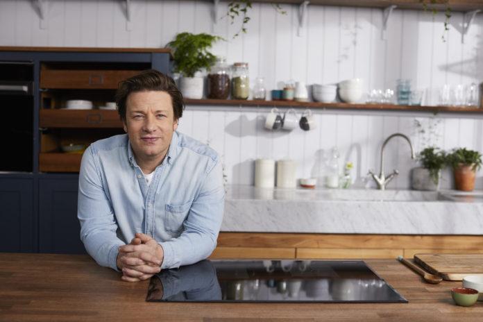 Bauknecht en Jamie Oliver