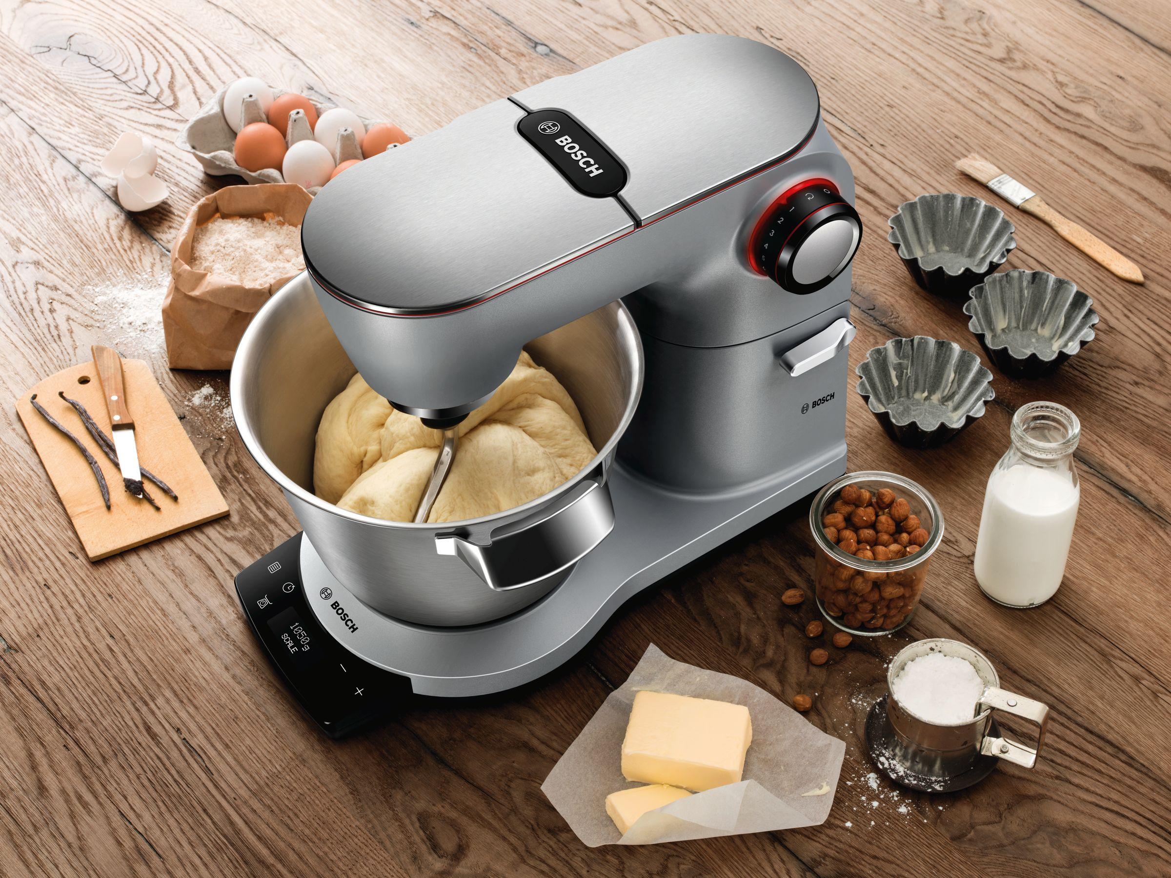 Automatische Mixer Keuken : Optimum keukenrobot van bosch alleskunner in de keuken