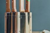 Getest: Het Opinel messenblok: Altijd het juiste mes bij de hand