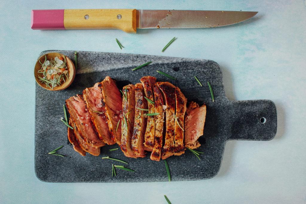 Couteau à viande d'Opinel