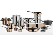 La Cintura di Orione d'Alessi: une série de casseroles intemporelles, créée en collaboration avec des chefs étoilés