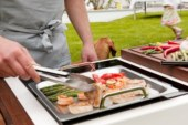 Dubbel kookplezier met de Teppanyaki/Plancha van Demeyere