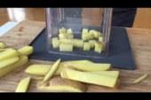 Lurch: superleuke nieuwe kubus om groenten en fruit te snijden!