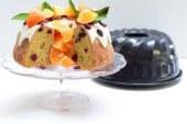 Heerlijk recept van Tala: Clementine en veenbessen kerstcake