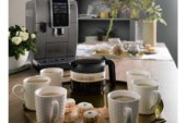 Een espressomachine was nog nooit zo personaliseerbaar als de Dinamica Plus van De'Longhi