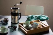Het perfecte kopje koffie met de Peugeot Paris Press