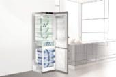 Mag een vriezer of koel/vriescombinatie in een onverwarmde ruimte geplaatst worden?