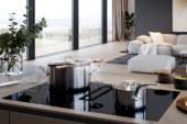 Une combinaison ingénieuse: La nouvelle table de cuisson induction Fusion de V-ZUG