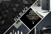 Trend gespot: All black