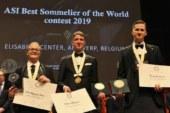 De beste sommelier van de wereld 2019 werd in Antwerpen gekozen