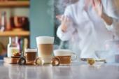 Nespresso introduceert Barista Creations: Een nieuwe benadering van koffie met melk