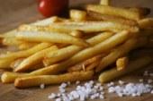 Faire des frites fraiches devient encore plus facile avec le coupe-frites Fritel
